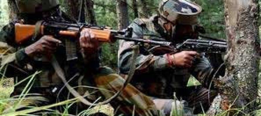 LeT commander killed in J&K gunfight