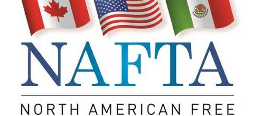 Talks on revising NAFTA extended into 2018