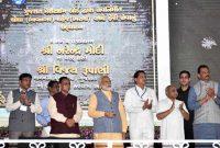 In poll-bound Gujarat, Modi opens Rs 650 cr ferry service