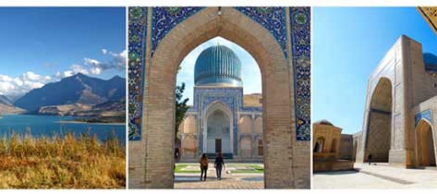 Tourism in Uzbekistan is the dynamically developing sector of the country