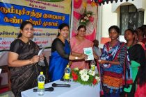 NLCIL organises HB level Checking Camp for College Girl students at Neyveli