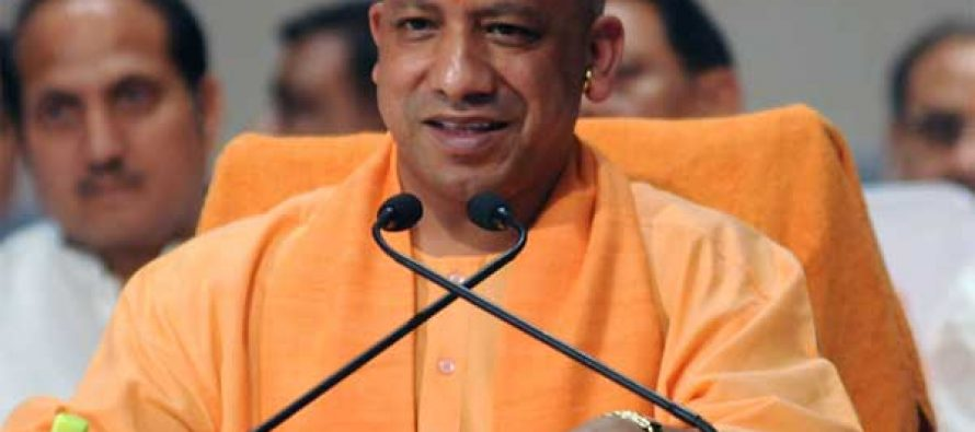 Adityanath leaves for Mauritius to meet NRIs