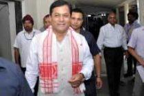 Assam CM invites Sushma to global investors summit