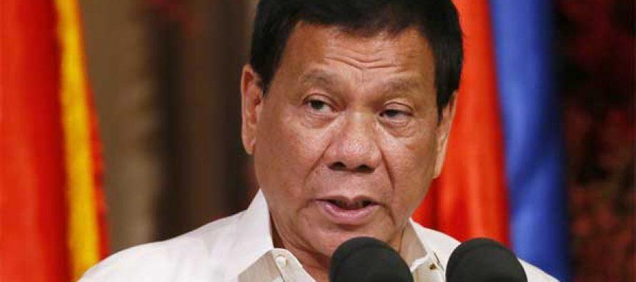 Duterte in Japan ahead of Asean meet