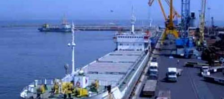 India sends wheat consignment to Afghanistan via Iranian port