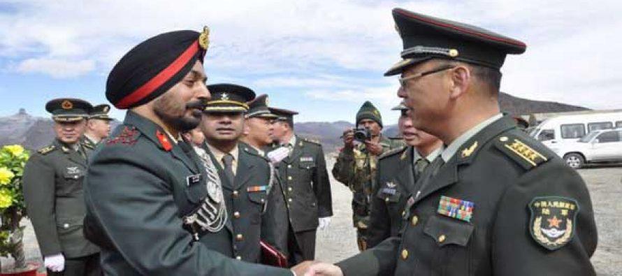 India, China hold border meet in Arunachal Pradesh