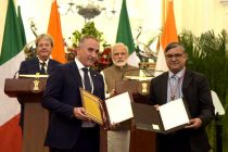 India, Italy sign six agreements