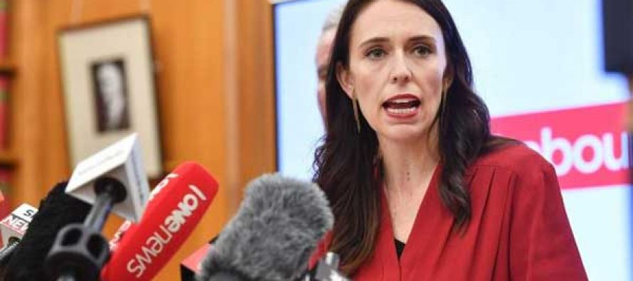 Newly-elected New Zealand PM to visit Australia