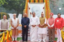 President, Vice President pay tributes to Sardar Patel