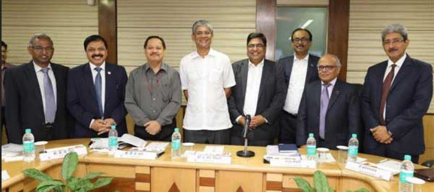 Secretary (HI) Dr. Asha Ram Sihag reviews performance of BHEL