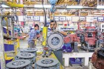 India's September core industrial output eases to 4.3%