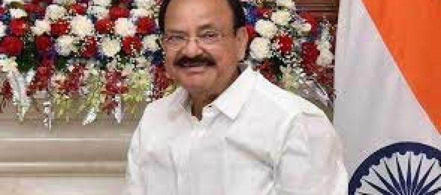 Vice President of India M. Venkaiah Naidu virtually announces ARIIA-2020