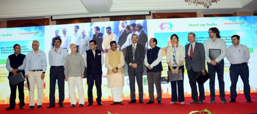 Petroleum Ministry launches Rs 320 cr startup fund