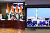 India sends wheat shipment to Afghanistan via Iranian port