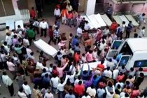 NTPC blast: Minister Anupriya visits injured shifted to Safdarjung