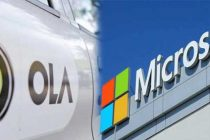 Ola, Microsoft to build new connected vehicle platform