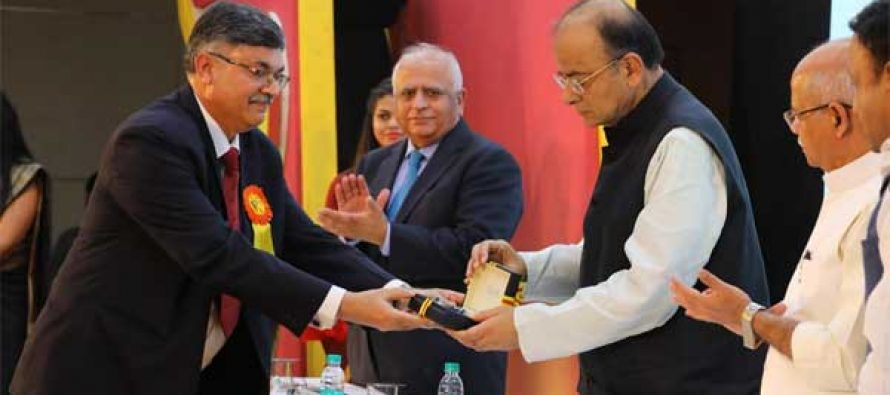 Arun Jaitley, Minister of Finance inaugurates PNB New Corporate office