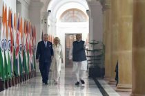 Modi, Prince Charles discuss India-Britain ties