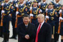 Xi, Trump discuss North Korean crisis