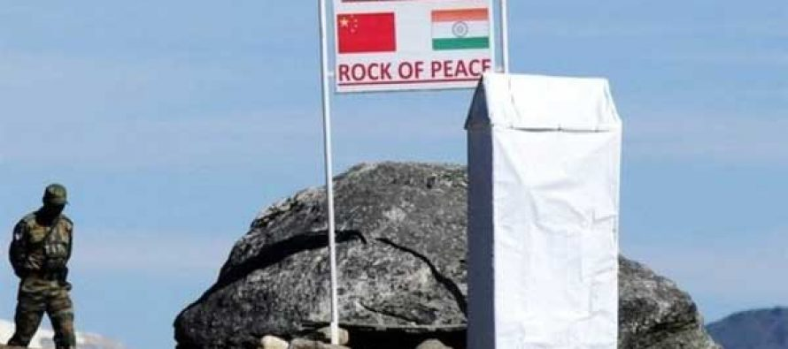 China says border talks with India working 'very well'