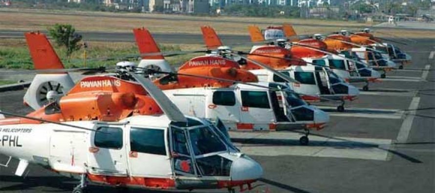 Govt receives multiple EoIs for Pawan Hans' disinvestment