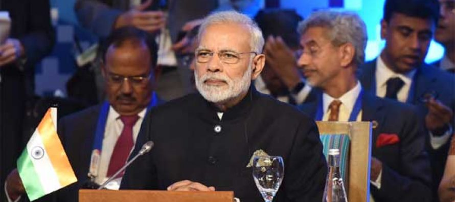 Modi attends East Asia Summit