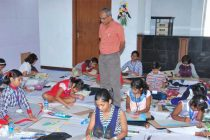 DVC Holds State Level Painting Competition on Energy Conservation
