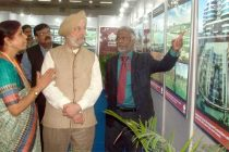 HUDCO BUILD TECH 2017 inaugurated by Hardeep S Puri, Minister of Housing and Urban Affairs
