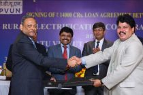 REC and PVUNL sign Rs.14000 Crore Loan Agreement