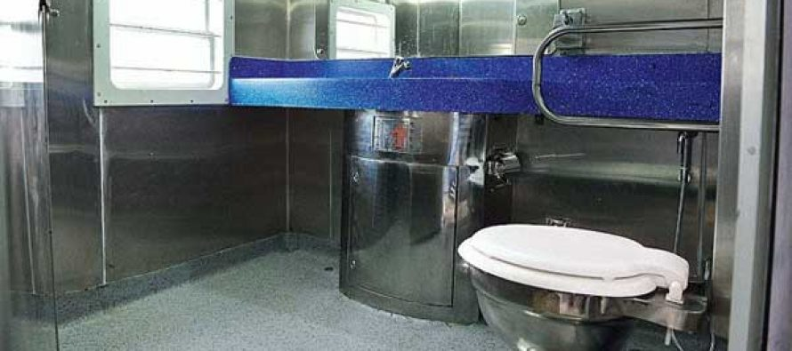 Over 2 lakh complaints of train bio-toilets' choking, foul smell : CAG