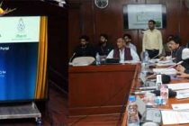 MoS (I/C) for Power and New and Renewable Energy, Raj Kumar Singh launching the 'SAUBHAGYA PORTAL'