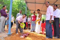 NLCIL lays paver block road for Auroville under Its CSR initiatives