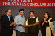Telangana bags best performing state award