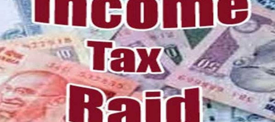 Income Tax Department raids 42 locations across India, recovers Rs 2.3 cr cash