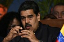 US issues travel warning for Venezuela