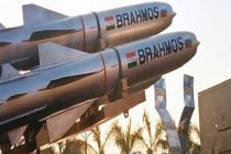 BrahMos missile test-fired by India