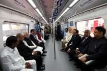 Finally Metro becomes reality in Hyderabad