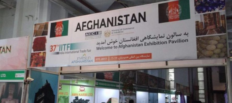 Afghanistan wins Silver Medal at 37TH IITF