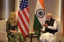 Modi hard sells India, Ivanka for equitable laws for women