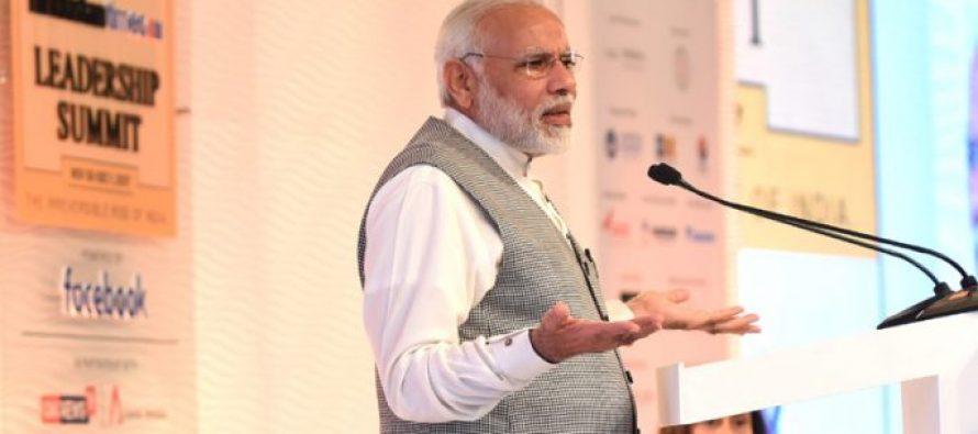 Aadhaar to be big weapon against benami properties : PM Modi