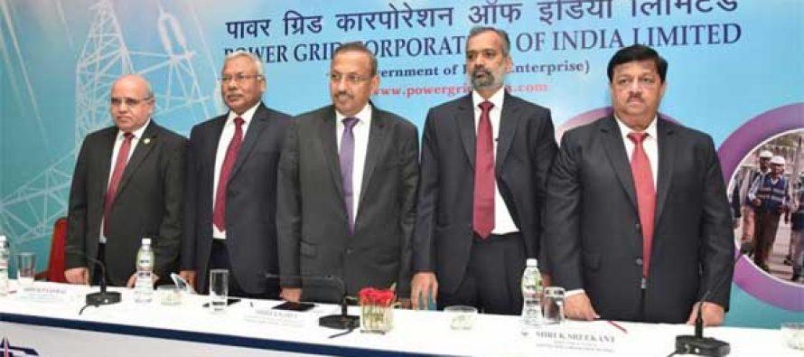 POWERGRID Q2 Net Profit rises 14% to Rs. 2,141 crore