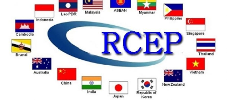 100 plus consultations held on RCEP in 6 years