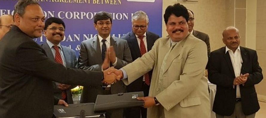 REC and PVUNL sign  Rs.14000 Crores Loan Agreement