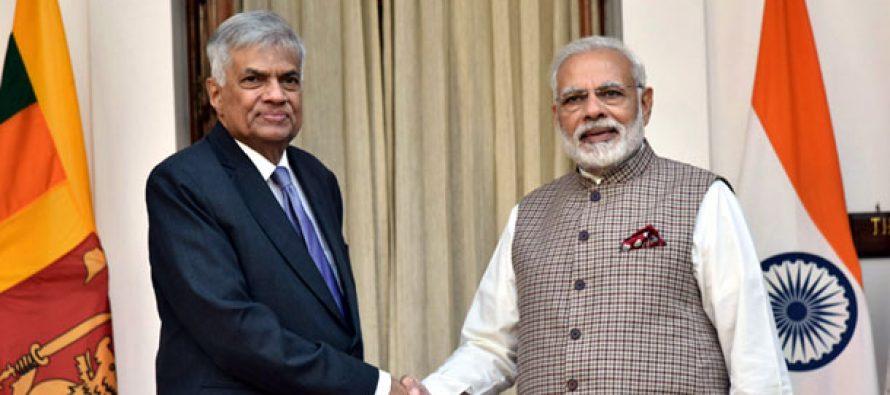India, Sri Lanka discuss entire gamut of bilateral ties