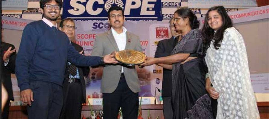 REC bags the SCOPE Award for Brand Building