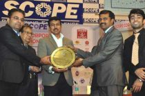 "PFC WINS ""SCOPE AWARD"" IN ANNUAL REPORT CATEGORY"