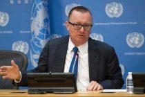 UN political chief concludes visit to N. Korea