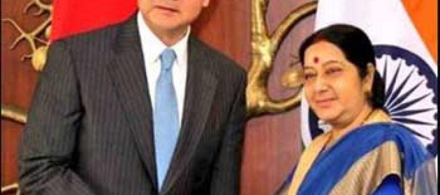 Doklam 'severely' strained India-China ties: Wang told Sushma