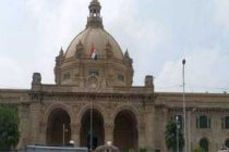 Chaos on first day of UP Assembly's budget session
