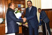 CMD, NHPC meets Hon'ble Chief Minister of Manipur